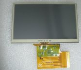 Original LMS430HF39-002 LMS43OHF39 LCD screen +touch glass