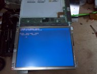 "LQ10D133 sharp 10.4"" lcd screen display original"