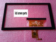 "new 10""PC QSD E-C10037-02 Touch Screen Glass For Tablet"