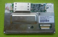 Original LTE072T-4408-1 7.2 lcd screen display panel