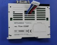 for MITSUBISHI FX2NC-232-ADP PLC RS232 Module Original