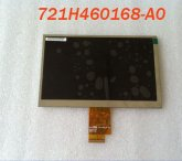 original 7'' 721H460168-A0 Hannstars LCD display SCREEN