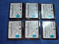 Motorola Symbol MC50 Battery