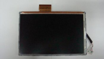 Original 7.0'' LTA070B515F lcd screen display panel with touch screen digitizer lens for Car GPS