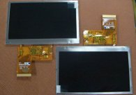 "4.3"" 721Q310B63-A2 hannstar LCD screen with Touch Screen"