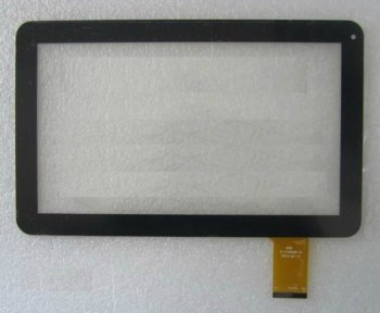 "QSD E-C10068-01 10.1"" Touch Screen Glass new"