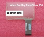 2711-T5A12L1 Allen Bradley PanelView 550 PV550 Touch screen