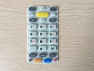 Motorola Symbol MC3100 MC3190 Rubber Keypad --28Keys