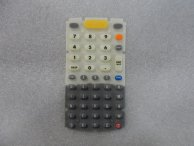 Motorola Symbol MC3000 MC3090 Rubber Keypad --48Keys