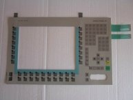 SIEMENS PC677B touch screen glass+ membrane keypad