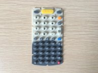 Motorola Symbol MC3100 MC3190 Rubber Keypad --48Keys