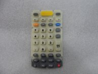Motorola Symbol MC3000 MC3090 Rubber Keypad --38Keys
