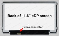 "11.6"" M116XW05-V1FH LED laptop screen Display"